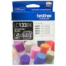 Brother LC-133BK Black