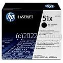 Hewlett Packard Q7551X High Yield