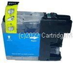 *Brother LC-131C Cyan NEW Compatible Inkjet - Average 900 Pages