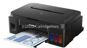Canon Pixma G2600 A4 Colour Multi-function Inkjet Printer + Value Pack 4 Inks