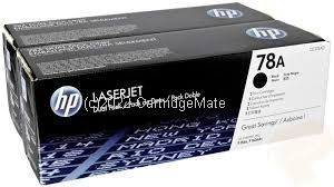 Hewlett Packard CE278A Twin Black Toner Cartridge  - Original