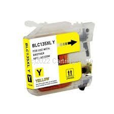 *Brother LC-135XL Yellow Extra Large New Compatible